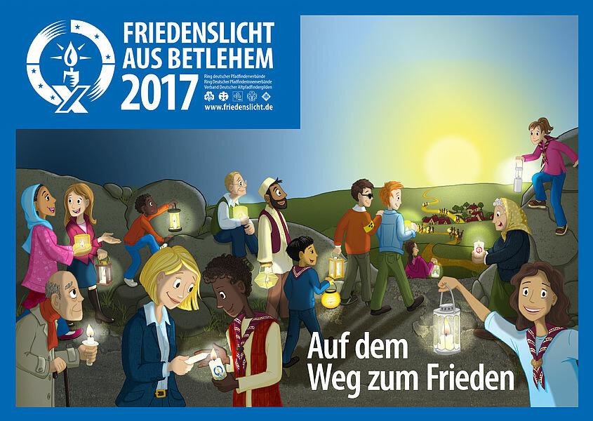 Pfarreiengemeinschaft Oberleichtersbach / Schondra - Friedenslicht ...